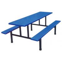 万昌家具:八人位条凳餐桌W-34#