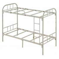 万昌家具:38圆管大弯双层铁床W-10#(加厚)