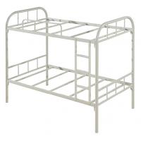 万昌家具:50圆管大弯双层铁床W-08#(加厚)