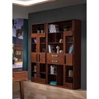 虔南世家斐然迪克品牌家具:991-2#两门书柜、991-3#三门书柜