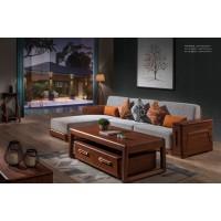 虔南世家斐然迪克品牌家具:958#转角沙发