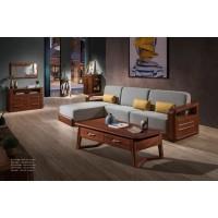 虔南世家斐然迪克品牌家具:955-4#转角沙发