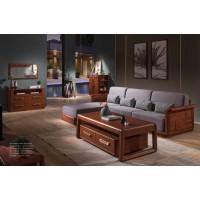虔南世家斐然迪克品牌家具:952-4#转角沙发