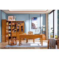 金塔之光书台、两门三门转角组合书柜