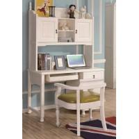 格尔登堡现代美式家具:上下书台S061#、书椅SY61#