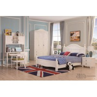 格尔登堡现代美式家具:儿童床162#