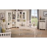 格尔登堡现代美式家具:转角书柜ZS061#