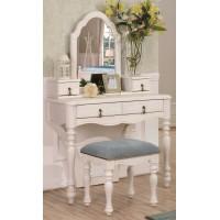 格尔登堡现代美式家具:妆台、妆凳361#