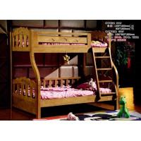 世华中式家具:子母床001#