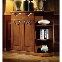 世华中式家具:两门鞋柜506#