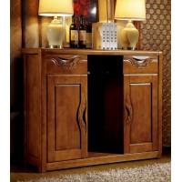 世华中式家具:三门鞋柜506#