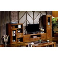 世华中式家具:组合厅柜506#
