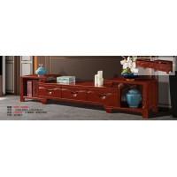 长城橡木客厅系列家具:电视柜609#(可伸缩)