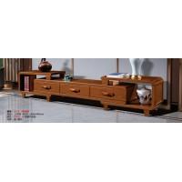 长城橡木客厅系列家具:电视柜G12#(可伸缩)