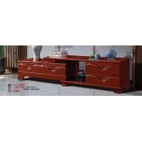 长城橡木客厅系列家具:电视柜602#(可伸缩)