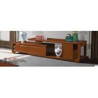 长城橡木客厅系列家具:电视柜8210#(可伸缩)