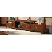 长城橡木客厅系列家具:电视柜G606#(可伸缩)