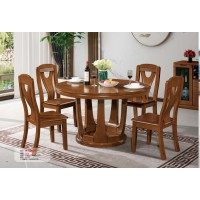 长城餐桌椅家具:餐台H-8002#、餐椅165#