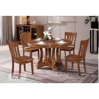 长城餐桌椅家具:餐台H-8023#、餐椅031#