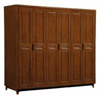 富有家具:六门衣柜693