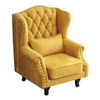 梵臣美尚现代美式轻奢家具: A01老虎椅