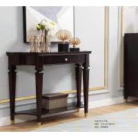 梵臣美尚现代美式轻奢家具:A8019玄关柜