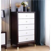 梵臣美尚现代美式轻奢家具:A8019五斗柜