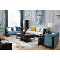 梵臣美尚现代美式轻奢家具:A8011沙发