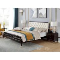 梵臣美尚现代美式轻奢家具:A8011床