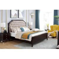 梵臣美尚现代美式轻奢家具:A8018床