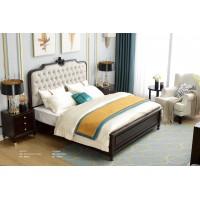 梵臣美尚现代美式轻奢家具:A8015床
