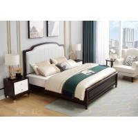 梵臣美尚现代美式轻奢家具:A8012床