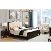 梵臣美尚现代美式轻奢家具:A8016床