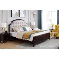 梵臣美尚现代美式轻奢家具:A8019床