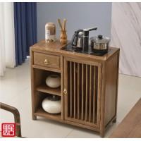 禺舍禅意新中式民宿家具:C01白蜡木茶水柜
