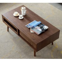 缘之林北欧白蜡木家具:温莎茶几CJ802#