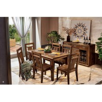 佐霖家具尚柚系列长条桌5010#、餐椅07#