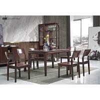华民盛现代轻奢西餐桌A202、西餐椅A02