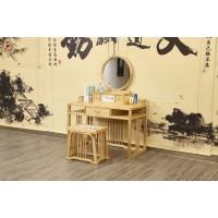 菲百年新中式禅意北美白蜡木家具28