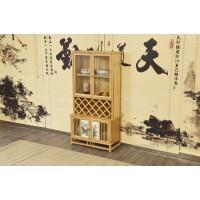 菲百年新中式禅意北美白蜡木家具23