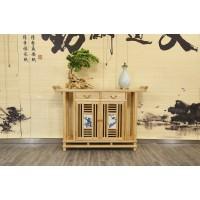 菲百年新中式禅意北美白蜡木家具21