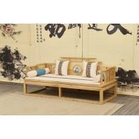 菲百年新中式禅意北美白蜡木家具15