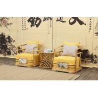 菲百年新中式禅意北美白蜡木家具13