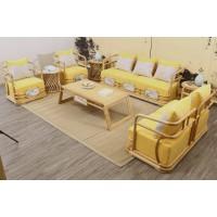 菲百年新中式禅意北美白蜡木家具12