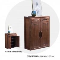 福多多家具:两门鞋柜302#