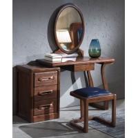 福多多家具:伸缩妆台329#、妆凳329#