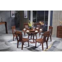 福多多家具:圆桌、餐椅02#