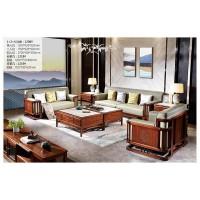 时尚新中式家具,新中式实木套房厂家,大有时尚新中式家具品牌,蓝天木业