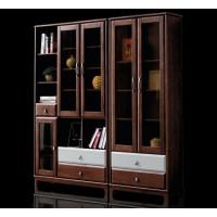 景晨现代德式A192两门书柜、A193三门书柜