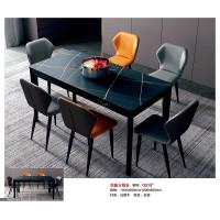 轻奢岩板家具,南康轻奢岩板餐桌椅厂家,盛裕轩家具,江西随意家具有限公司